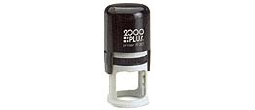 Round Self-inking Stamps