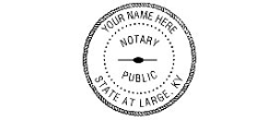 Kentucky Notary Seal